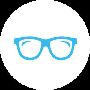 icona occhiali