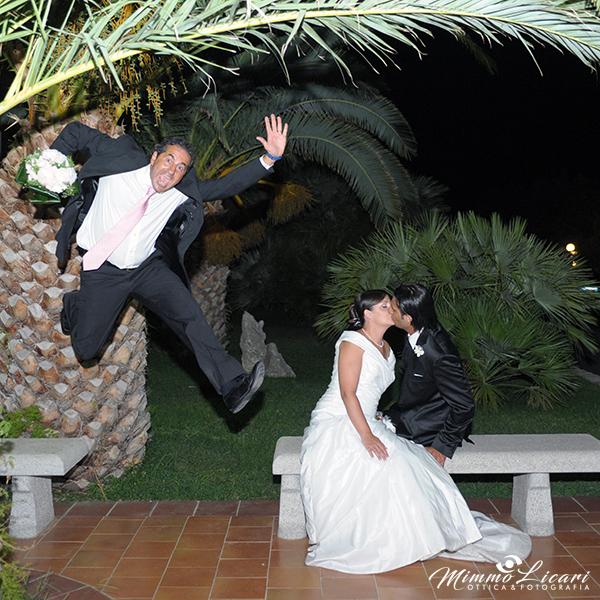 Foto sposi matrimonio Mimmo Licari