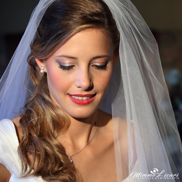 Foto Matrimonio Mimmo Licari - Ritratto Sposa