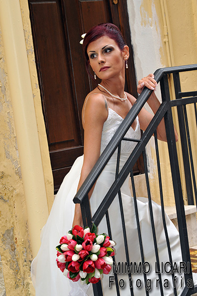 Foto sposa Mimmo Licari