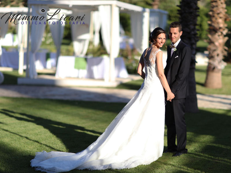 Foto sposi Mimmo Licari