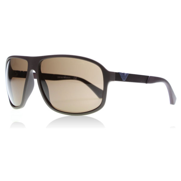 Occhiali Armani EA 4029 Brown Rubber 521073
