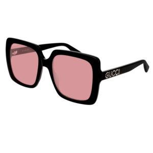 Occhiali Gucci GG0418S 002 Black Pink